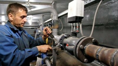 капитальный ремонт тепловых сетей