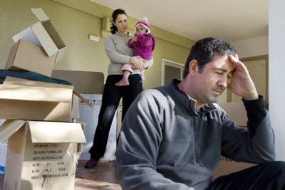 банкротство физ лиц ипотека с детьми