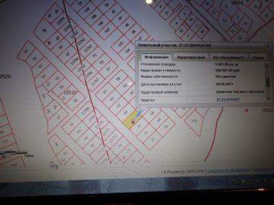 как найти собственника земельного участка по кадастровому номеру