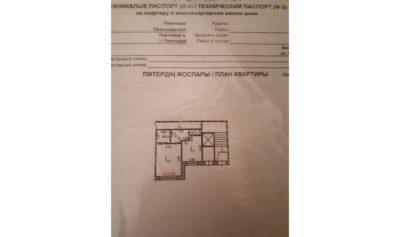 технический паспорт бти на квартиру