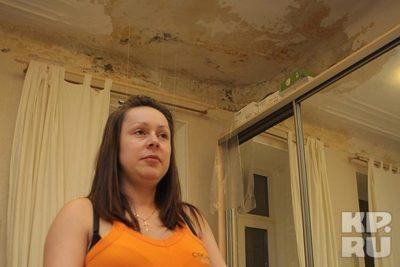соседи сверху затопили квартиру что делать