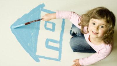 как прописать ребенка в квартиру к бабушке