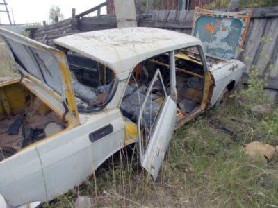 брошенный автомобиль во дворе куда обращаться