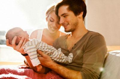 почему разводятся после рождения ребенка