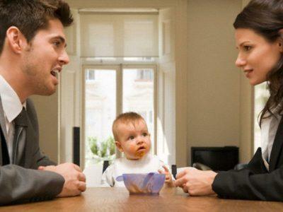 как написать заявление на установление отцовства