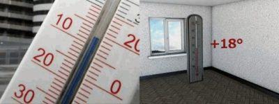 сколько влажности должно быть в квартире зимой