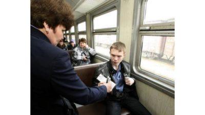 какой штраф за безбилетный проезд в автобусе